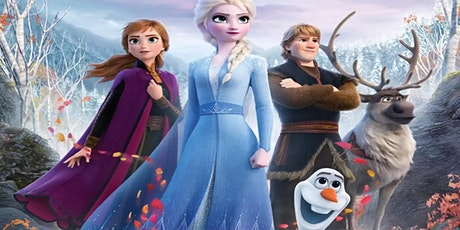 Drive-in Movies at The Duke of Cambridge - Frozen tickets