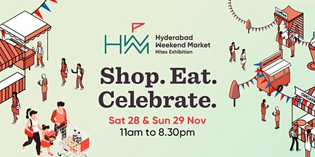 HYDERABAD WEEKEND MARKET tickets
