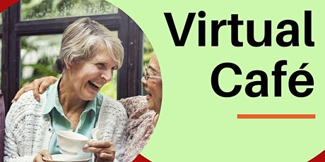 Older People's Virtual Cafe - Christmas tickets