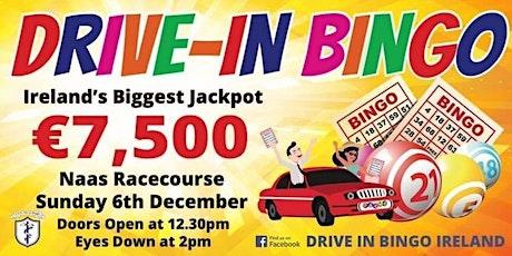 Drive In Bingo tickets