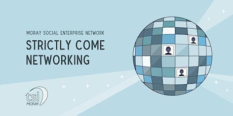 Moray's Social Enterprise Network Meeting tickets