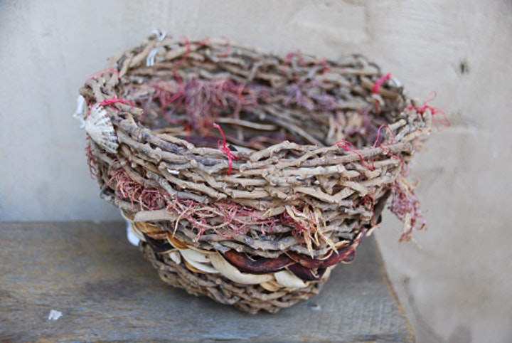 Twined Basket Workshop with Therese Flynn Clarke image