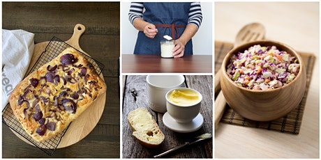Easy Essentials - virtual cooking class - Victoria North and West tickets