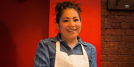 SOLD OUT - Pescatarian Ecuadorean cookery class with Leonor tickets