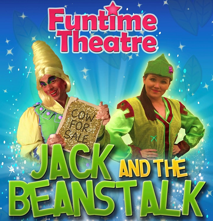 Jack and the Beanstalk – Dudley style! image