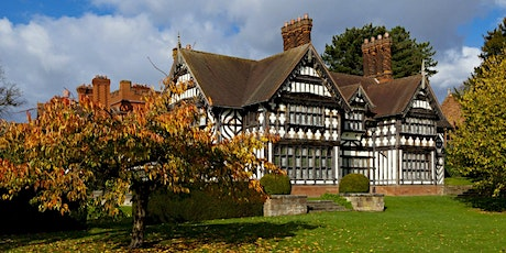 Timed entry to Wightwick Manor and Gardens (23 Nov - 29 Nov) tickets
