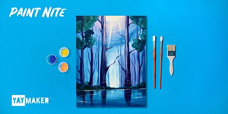 Virtual: Paint Nite: The Original Paint and Sip Party billets