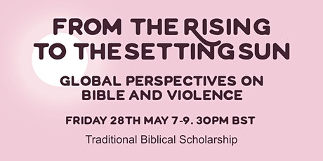 e-conference session 5: Traditional Biblical Hermeneutical Approaches tickets