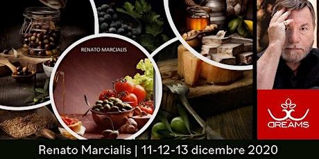 Ars Aemula Naturae incontra Renato Marcialis biglietti