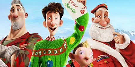 Drive-in Movies at The Wellington Arms - Arthur Christmas tickets
