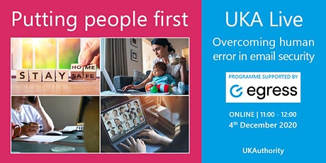 UKA Live: Putting people first - Overcoming human error in email security tickets