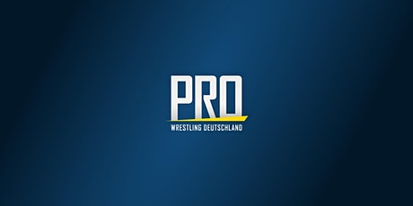 PRO Face To Face 2021 - Wrestling LIVE in Dresden! Tickets