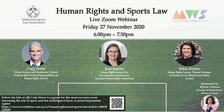 Human Rights and Sports Law tickets