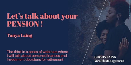 Let's talk about your Pension! tickets