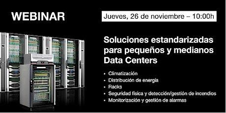 Soluciones estandarizadas para pequeños y medianos Data Centers entradas