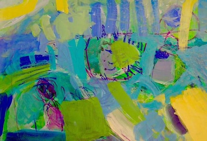 Summer School 2021: Celia Smith Abstract Intuitive Painting -the WOW factor image