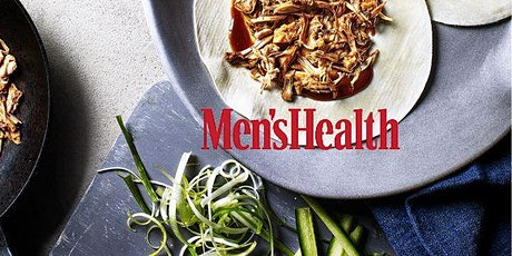 Plant-based Protein Meals  - Men's Health Cookery Class tickets