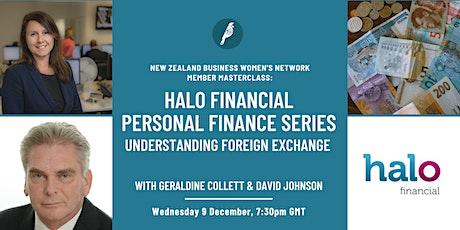 Member Masterclass: Finance series  - Understanding foreign exchange tickets