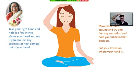 Online: Let's Meditate Lexington! Free Guided Meditation Class tickets