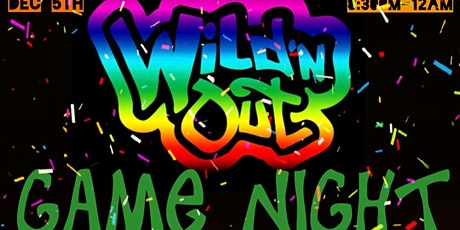 Wild'N Out Game Night tickets