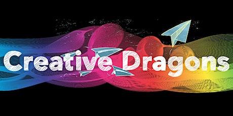 Creative Dragons 2020 - OBS! Nytt datum 10/12 tickets