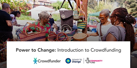 Power to Change: Introduction to crowdfunding tickets