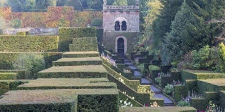 Timed entry to Biddulph Grange Garden (23 Nov - 29 Nov) tickets