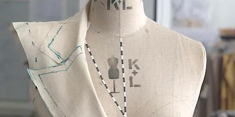 Draping - Fashion Design  / Pattern Making tickets