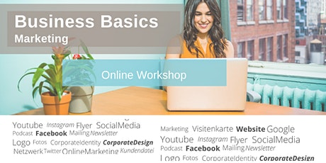 BusinessBasics for Marketing tickets