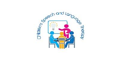 Introduction to Speech, Language and Communication KS1 + KS2 tickets