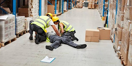 425 - Level 2 Certificate in Emergency First Aid at Work tickets