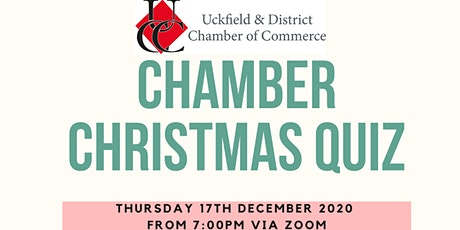 Uckfield Chamber Christmas Quiz tickets