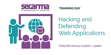 TRAINING DAY: Hacking & Defending Web Applications tickets