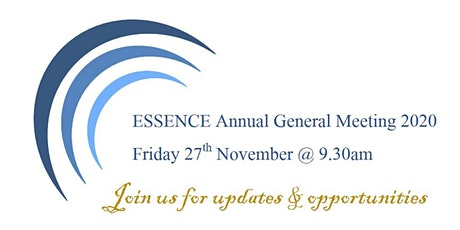 ESSENCE Annual General Meeting tickets