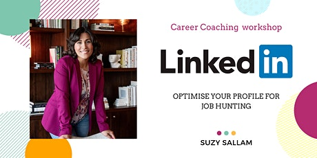 Building your professional brand on LinkedIn tickets