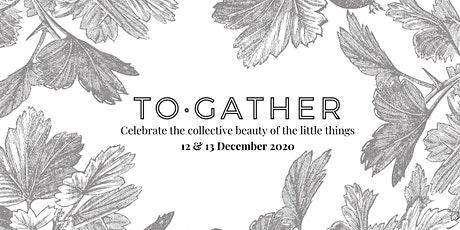 TRIA TO・GATHER  TRUNK SHOW - 13 December 2020