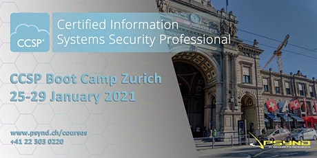 CCSP Preparation Boot Camp - Zürich tickets
