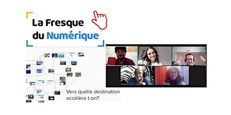 Atelier Fresque du numérique communauté des Architectes d'Entreprise France billets
