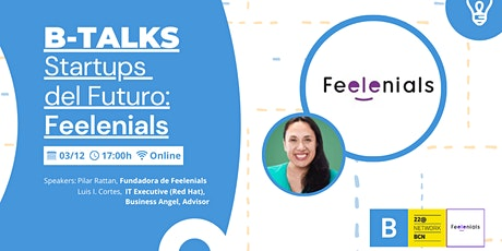 B-Talks: Startups del Futuro · Pilar Rattan entradas
