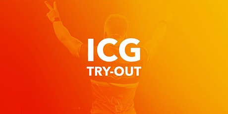 ICG Try-out tickets