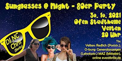 Sunglasses @ Night - 80er Jahre Party in Velten -