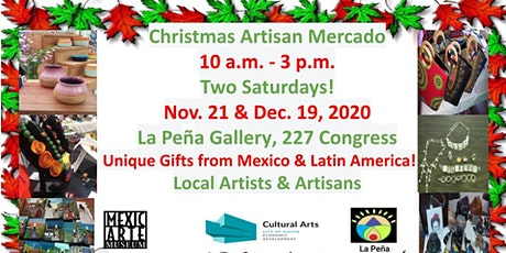 Christmas Artisan Mercado tickets