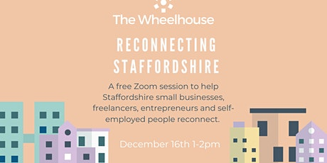 Reconnecting Staffordshire tickets