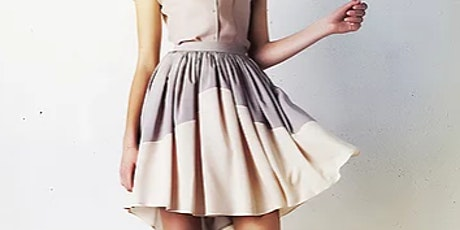 Design, Draft and Make: Made-to-Measure Skirt (3 Day Workshop) tickets