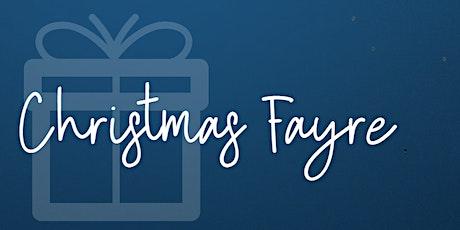 Virtual Christmas Fayre tickets
