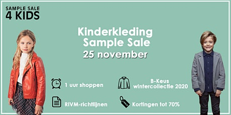 Grote B-keus Wintersale | 25 november tickets
