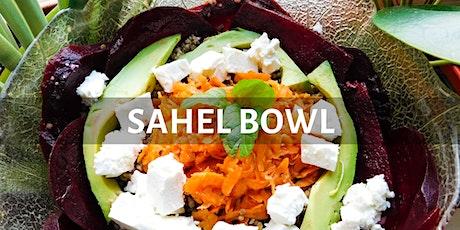 Atelier de cuisine - Sahel bowl billets