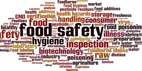 422 - Food Safety tickets