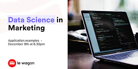Data Science in Marketing with Semetis tickets