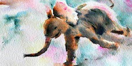 Watercolor Magic: the Light and Shade harmony tickets